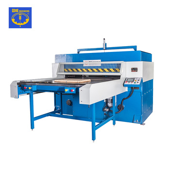 Zhicheng brand automatic plastic blister packaging cutting machine