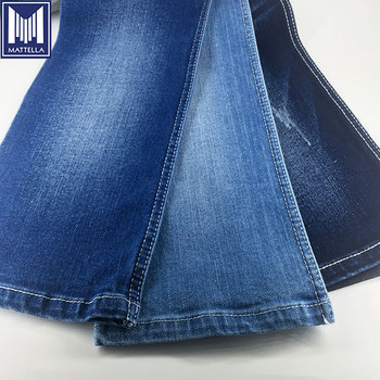 high quality and lower price per meter strech denim fabric