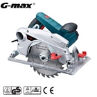 Electric Circular Saw G-max Satisfied Sawing Machine Hand-held 1500w Electric Circular Saw