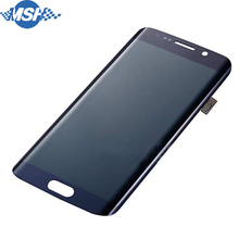 Chinese Beste Kwaliteit Originele AMOLED LCD <span class=keywords><strong>Touch</strong></span> Voor <span class=keywords><strong>Samsung</strong></span> Galaxy S6 Rand Lcd <span class=keywords><strong>Touch</strong></span> Screen Display Digitizer