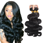 Aliexpress China Supplier Brazilian Body Wave Hair Weave Bundles Cuticle Aligned Hair Human Hair Extension Remy Apple Girl