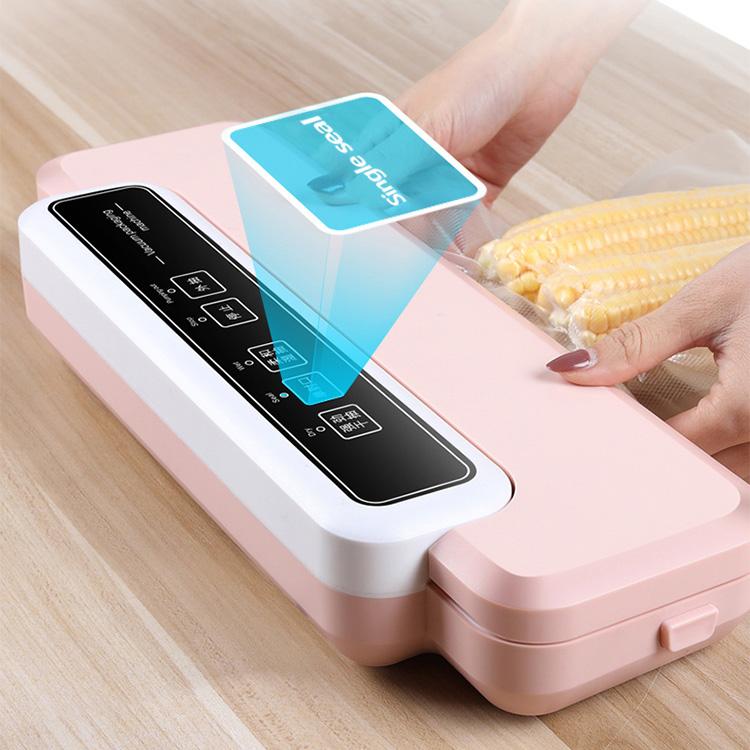 2020 New small household Vaccum packaging machines mini vacuum bag sealing machine