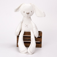 Customized stuffed baby bunny rabbit plush toy for kids in stock