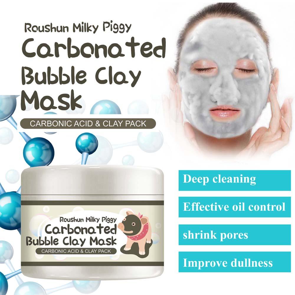 Bubble piggy mask