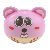 2019 PU Squishy Toy Slow Rising Colorful Cartoon Animal Doll Squishy Animal Toys