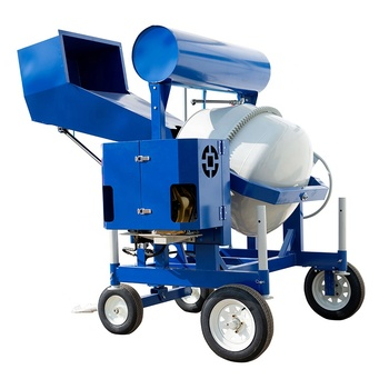 self loading mobile discharge with 500l diesel machine indian rate south africa products concrete mixer