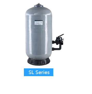 Ps2000 Commercial Large Sand Filter With High Flow Rate