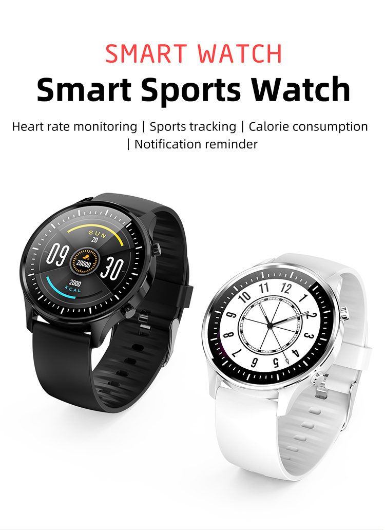 NEW G21 gaming IP68 smart watch activity tracker watch phone android sport elastic band