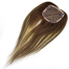 Russian Virgin Cuticle Aligned Top Pieces Human Hair