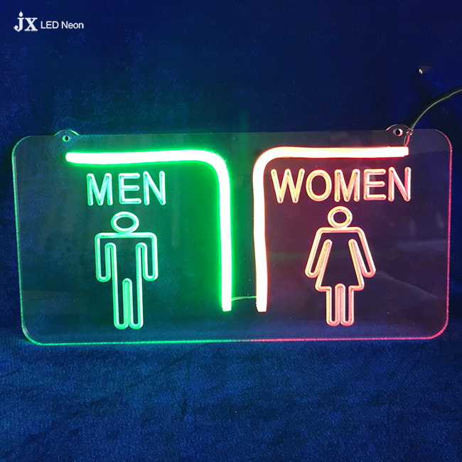 building decor factory outlet customized  led light neon crystal sign