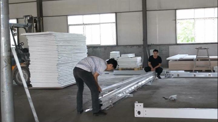 Сборные металлические дома модульные контейнерные системы
