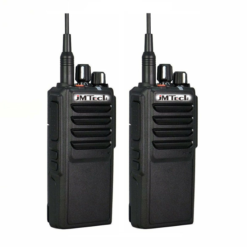 Professionnel Pratique talky radio UHF 25watt talkie-walkie avec longue conversation distance talkie-walkie 20Km