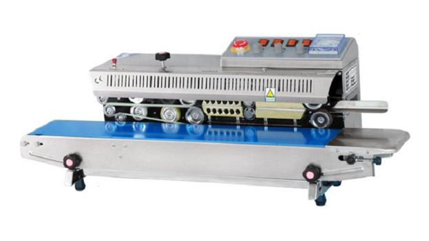 FRBM-810I HUALIAN Continuous Plastic Food Bag Heat Sealing Machine