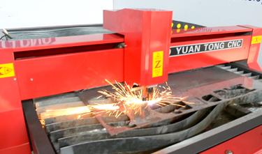 ร้อน! ต่ำราคา CNC เครื่องตัดพลาสม่า