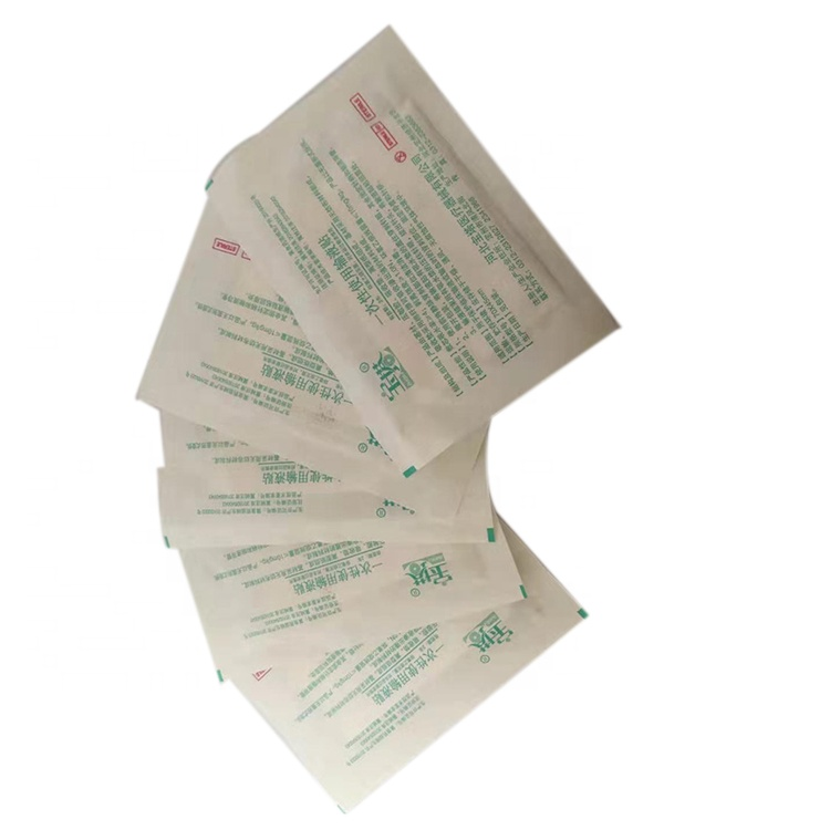 Safety No stimulation Sterile disposable infusion tape