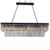 European Style K9 glass crystal chandelier pendant light china manufacturer