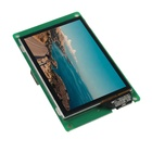 Dacai 3.5'' Programmable LCM CTP Touch Screen Automotive TFT LCD