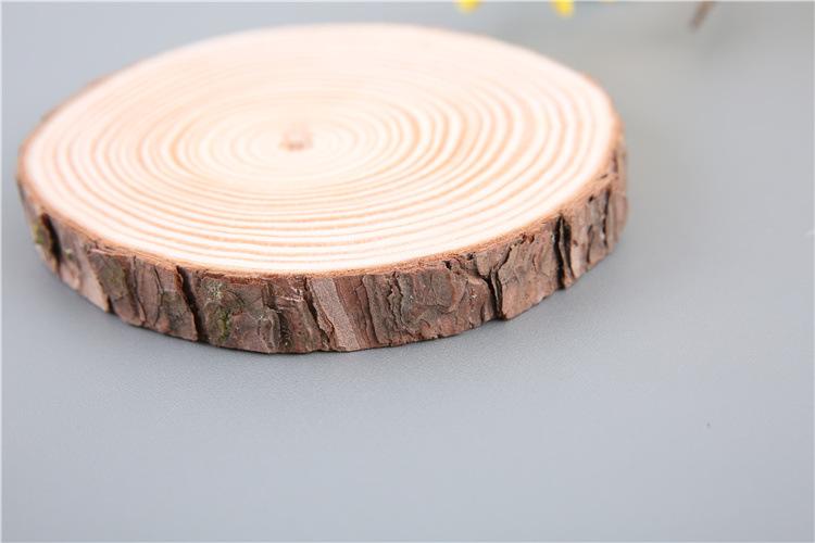 Original Large Wood Slices Wood Centerpiece slice round wood pieces