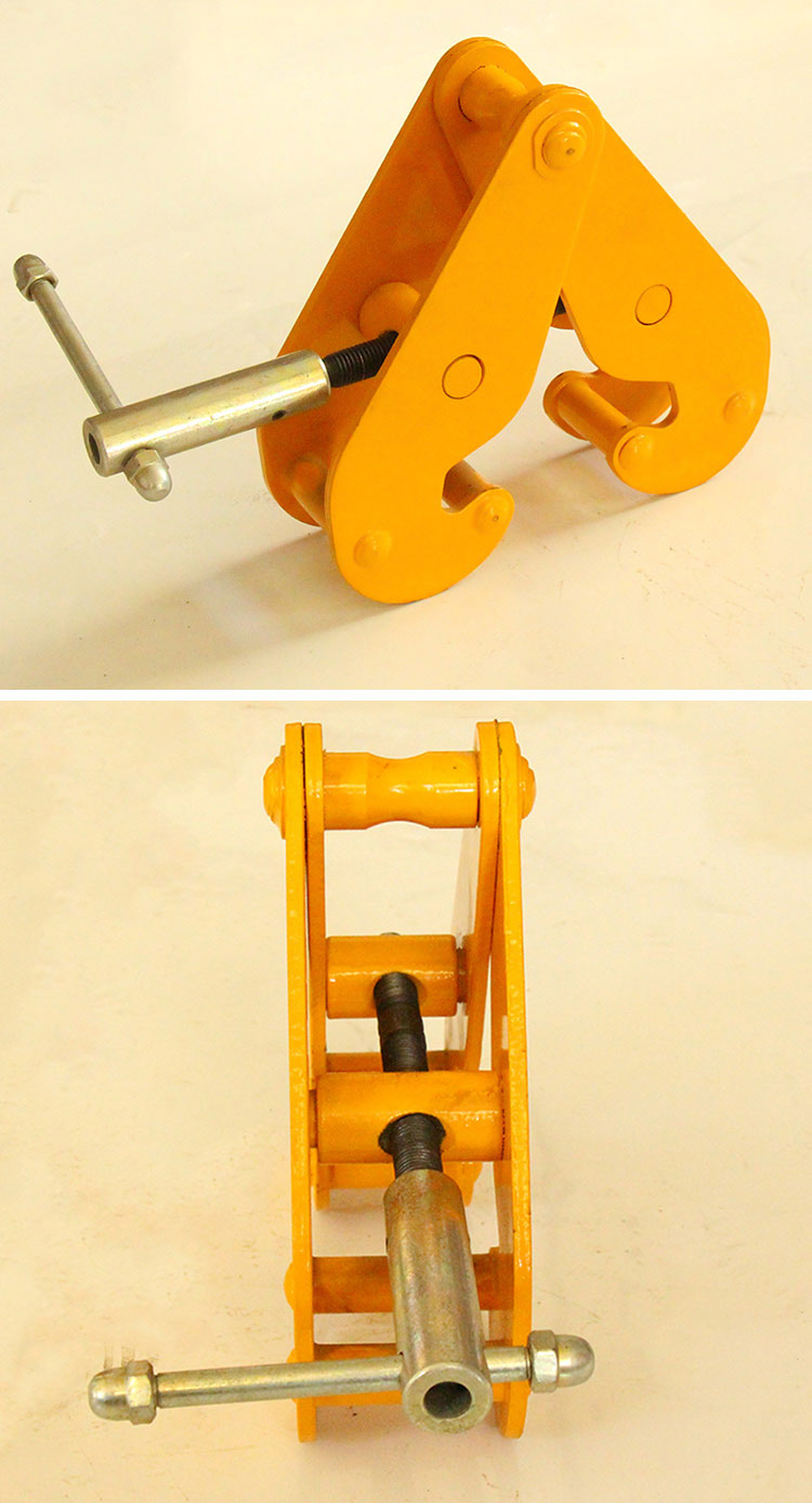 economical beam clamp heavy duty with CE certificate