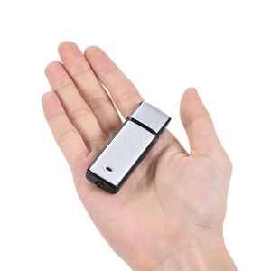 8gb usb flash drive audio recorder mini usb recording device smallest spy voice recorder