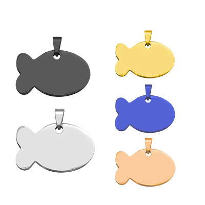 Metal stainless steel sublimation custom blank military army blank dog tag/dogtag