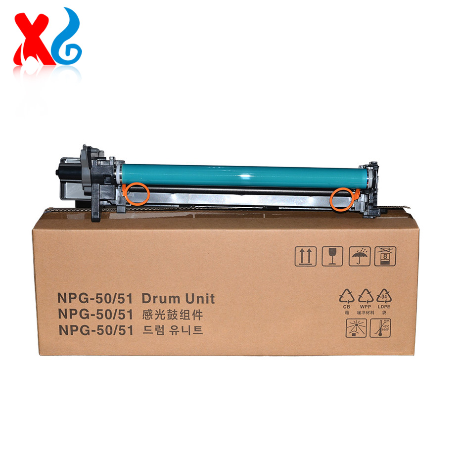 NPG-50 51 C-EXV32 33 Kompatibel Drum Unit untuk Canon IR2520 2535 2525 2530 IR ADVANCE 4025 4045 Drum
