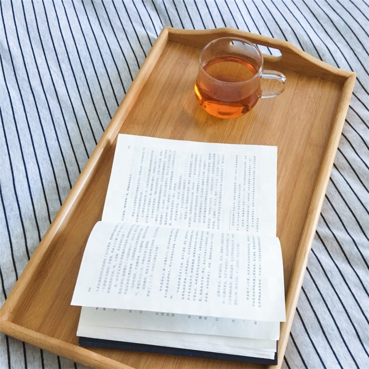 Bamboo Foldable Breakfast Table /Laptop Desk / Bed Serving Tray
