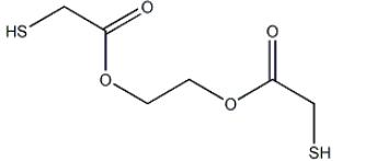 Glycol dimercaptoacetate cas 123-81-9