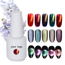 Fabrik großhandel OEM private label 3D katze auge farbe gel <span class=keywords><strong>nagellack</strong></span>