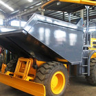 Truck Mini Dumper All Drive Dump Truck Mini Dumper Tipper For Sale