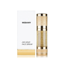 Private Label Natürliche Anti-aging-Bleaching 24k Gold Serum <span class=keywords><strong>Ampulle</strong></span>