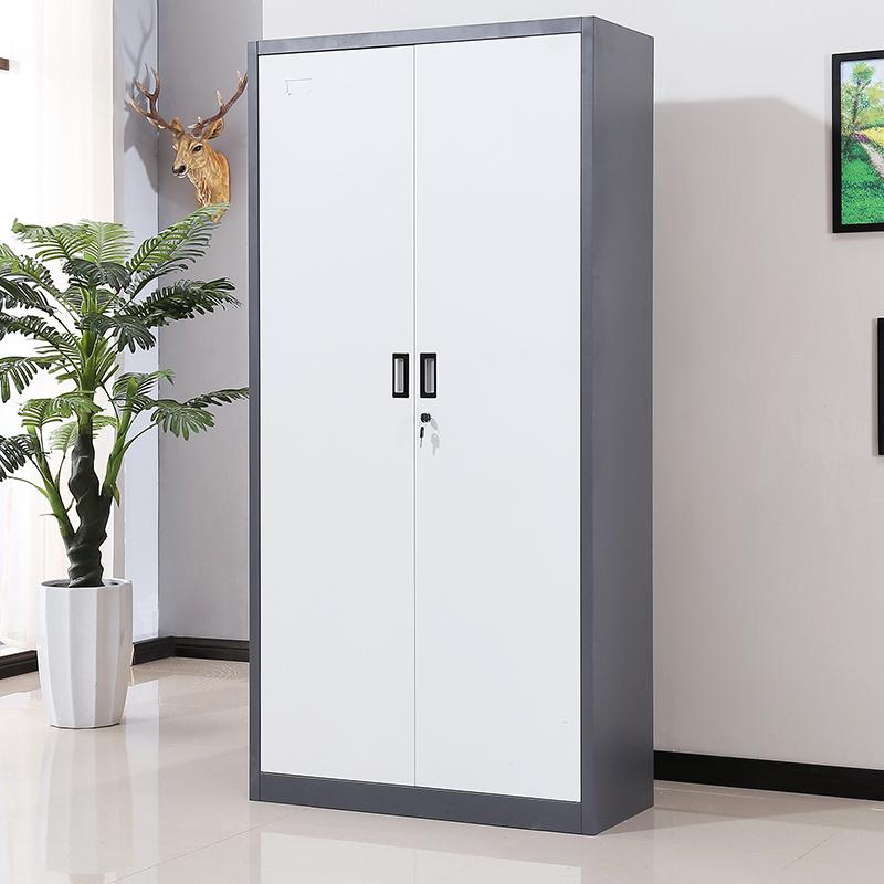 Morden style 2 door garage metal filing cabinets in office