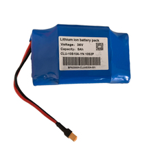 Oem 36v Series 18650 Lithium Ion 10s Battery Pack for Electric Bicycle and Scooter