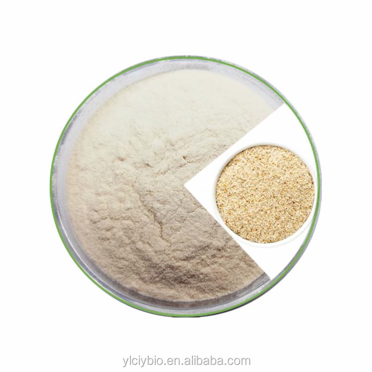 Китайский органический порошок шелухи псиллия для капсул