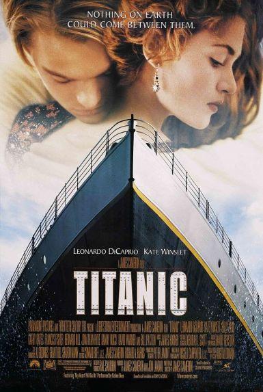 1997经典高分灾难爱情片《泰坦尼克号》BD720p.中英双字