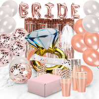 NICRO High Quality OEM Bride to Be Bachelorette Party Decorations Supplies Kit