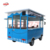 2019 new design food trailer with 4wheels fast food pizza food truck for supermarket