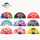 Hand Fans Hand Fan Summer Cool SHADE Large Bamboo Folding Hand Fans