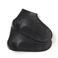 High-quality Rubber Silicone Zipper Anti Slip Shoe Cover