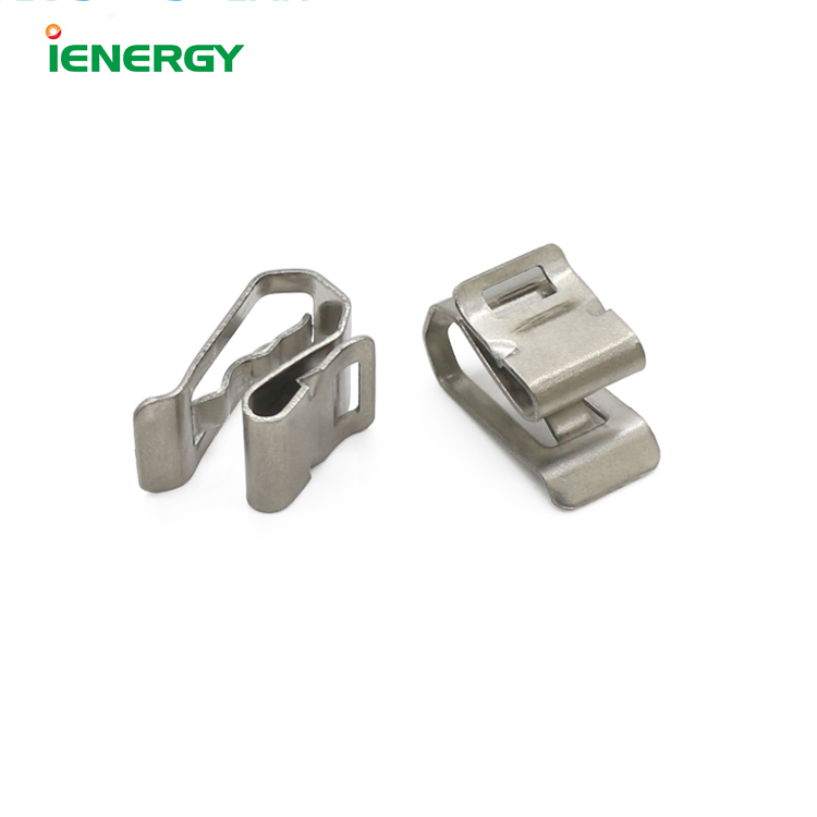 Stock Wholesale Solar Panel Cable Clips Fasten For Cable