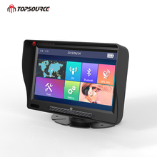9 Inch Touch Kapazitiven Screen WinCE 6,0 GPS Navigation in Dash Video Usb Bluetooth Auto Radio