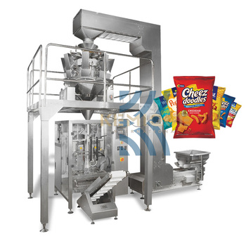 Automatic Potato Chips Pouch Packing Machine Suppliers, Multi-function packaging machine for food
