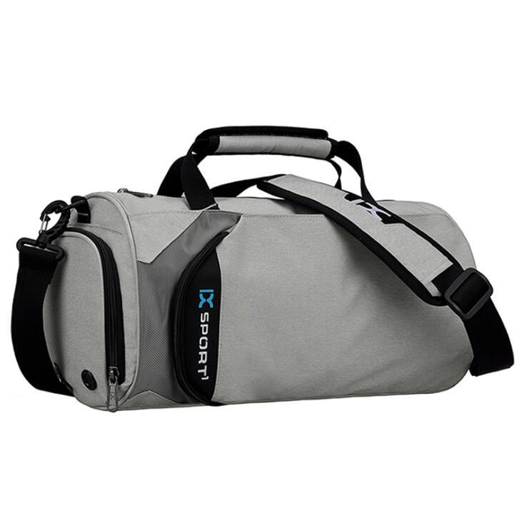 Sports barrel Gym Bag Traveling duffle bag  Weekend holdall
