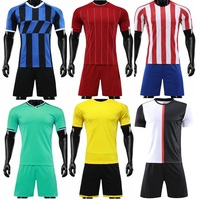 Sublimated Man football jersey new model / Real Thai quality Football Jersey Soccer Jersey Football