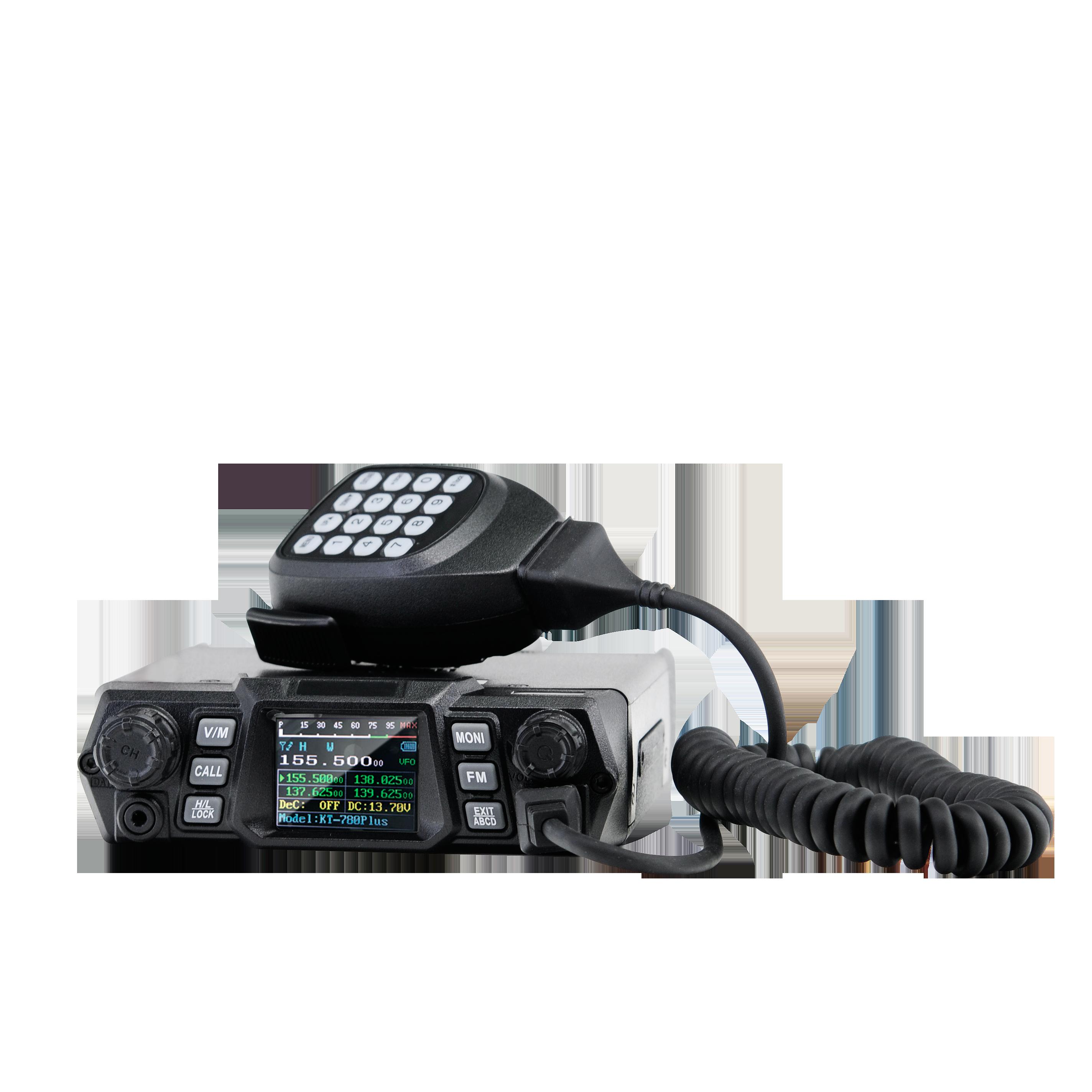 ECOME MT-690 100W high wattage ham radio hf transceiver talkie walkie