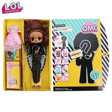 Оригинальный L.O.L. SURPIRSE куклы 5-го поколения волосы цели DIY lol Домашние животные lol сюрпризы оригинальные игрушки для девочек подарок на день р...(Китай)