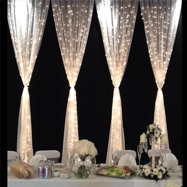 curtain light decoration
