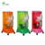 Cheap Price two layer gumball gashapon toy capsule vending machine automatic crystal funny capsule toy vending machine