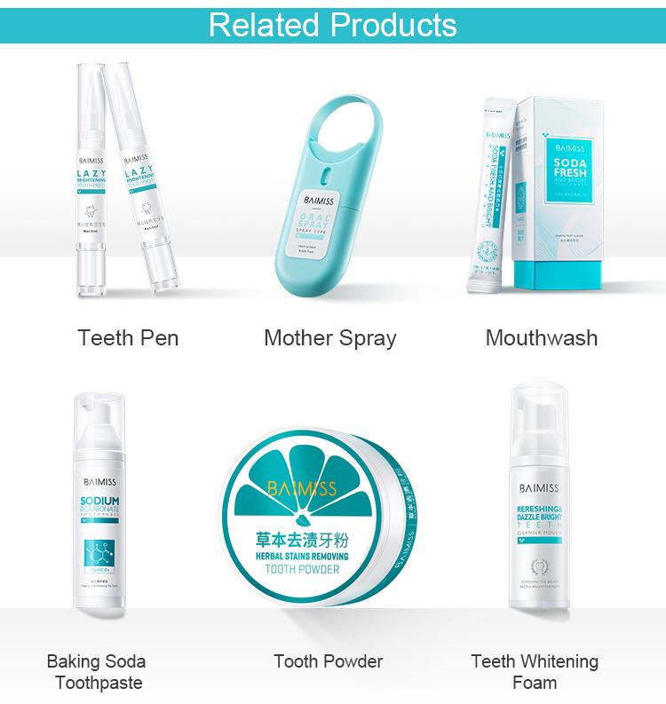 Logotipo personalizado private label respiração portátil perfume spray de boca