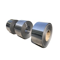 Pvc Coating 410 Stainless Steel Coil Cold Rolled 430 Coil Ba Bright Finish Cold Rolled Coils Trim Edge Pvc Film Steel Coil